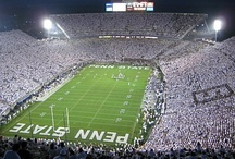 Penn State, I'm gonna miss you  / by Emily Vargo
