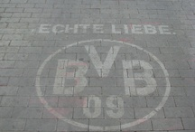 Borussia Dortmund / mein Verein BVB echte Liebe / by Erik Bosbach