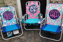 Lilly Pulitzer / by Rachel Morrow