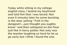 funny stuff / by Annette Clemons