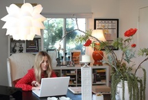 home :: office  / by MAKE COLLECTIVES