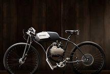cars/bike / by Seb Le Gleuher