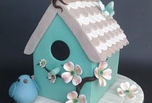 Bird Houses / by Cindy Brown