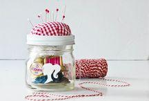 Sewing Room Ideas / by Trisha Frey