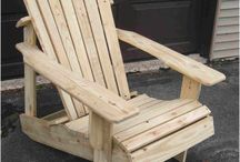 Pallet Furniture and stuff / by Mark Hall