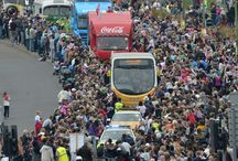 Olympic Torch Relay 2012 / Our favourite memories from the tour / by Event Marketing Solutions