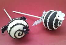 cake pops / by Heather Ohl