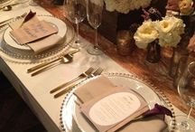 Table Decor, Center Pieces & Florals / by University Club San Diego