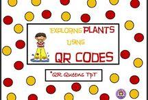 Home School - QR Codes / by Danyel Beach