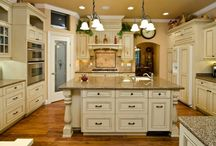 Home-kitchen / by Sierra Smith