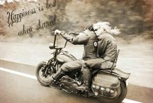 Harleys and couples / by cindi
