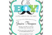 Baby shower  / by Kristin Rogers