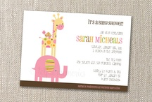 Baby Shower / Cosas bellas para Baby Shower / by Frissa Miralles