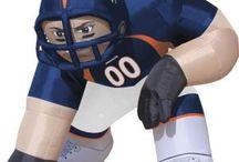Denver Broncos / by Mary B.