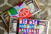 Eid Ideas / by Meya Sanyang