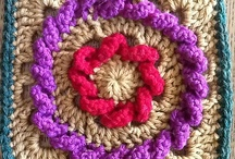 Crochet blocks / by Lori Enyart