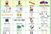Literacy Ideas / by Lorrie Corry
