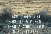 God is good <3 / by Amanda Tyler