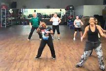 zumba/dance / by heidi Lonergan