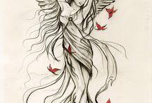 kaleidoscopic glimpses into my inner goddess / by Christina Randall
