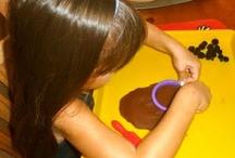 literacy activities for Preschool / by Beth Olson