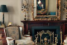 cozy room / by Rebekah Bell Roberts