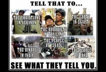 Islam/Muslim / #Islam #Muslim #terrorist #evil  / by David Thomas