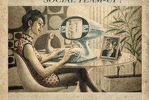 Vintage Social Media / by Peter Schorsch