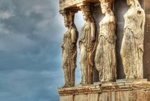 Ancient Greece and Rome / These ancient cultures / by Ángel Jacinto Traver Vera