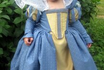 Historical children's costumes / by Pam de W