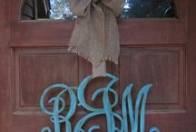 Home Decor / by Casi Thedford