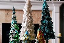 christmas trees / by Sabrina Dobson