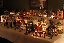 Christmas Villages / by Mary Palermo