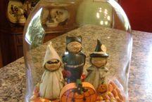 Fall seasonal goodness / Halloween, Thanksgiving and Fall season ideas / by Laurie Farnes