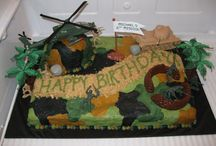 Birthday Cake Ideas / by Jennifer Joppie