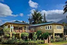 Top Luxury Homes on Kauai / Check out our favorite luxury homes on Kauai. / by VacationRoost