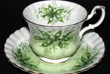 Tea Stuff / The Georgian Tea Queen Mary Tea Room / by Elizabeth Dehmlow