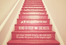 Stairs / by Shannon Kean