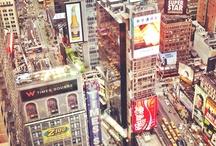 I Love New York / by Brian Kirkwood