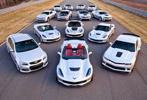 Chevrolet Peformance & Racing / by KerbeckCorvette