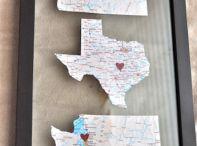 maps / by Caryn Rowland
