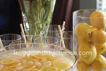 Thirst Quenchers / by Sally Middleton