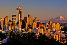 Seattle / Home for the next two years! / by Melanie Dunn