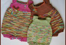 Knit and crochet  / by Erin Schucker