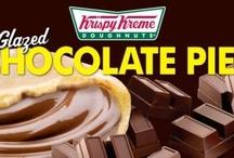 Every Day is a Pie Day / Enjoy delicious Krispy Kreme pies on the go. / by Krispy Kreme