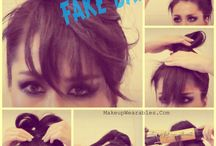 Hair / by Michelle Swingle
