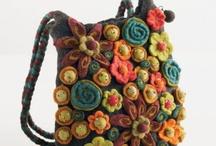 knit-crochet-felt / by Gina Martin Design