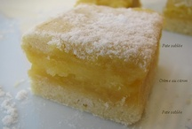 Ricette dolci / by Maria Fo