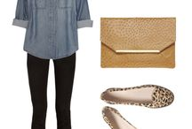 What to wear on Saturday / by Heather Novak