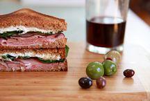 Sandwiches / by Tracy López